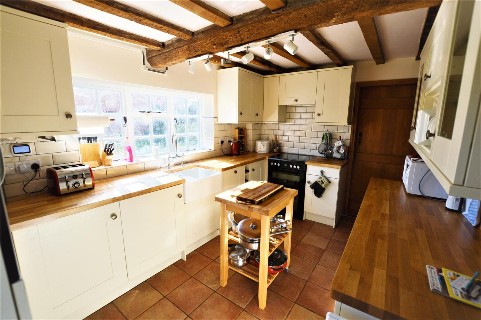 3 bed cottage for sale in Sutton St. Nicholas 5