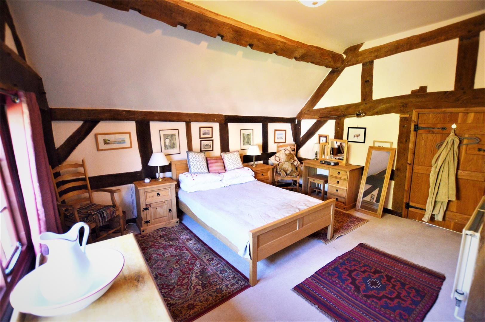 3 bed cottage for sale in Sutton St. Nicholas 8