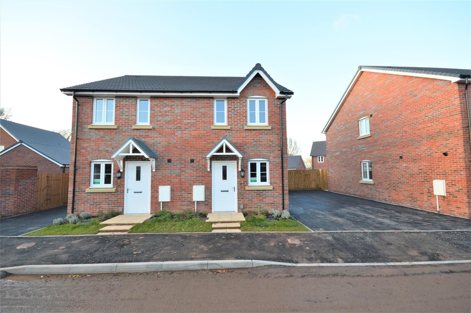 2 bed semi-detached for sale in Kingstone, HR2