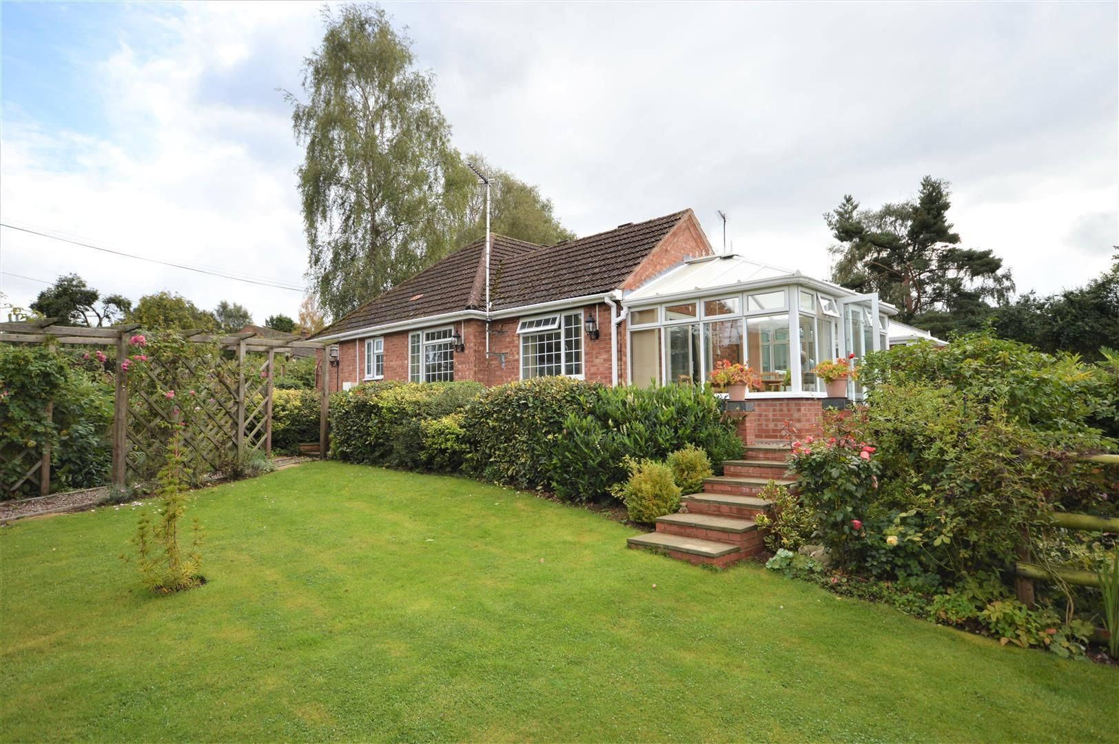 3 bed semi-detached-bungalow for sale in Upper Hill  - Property Image 1