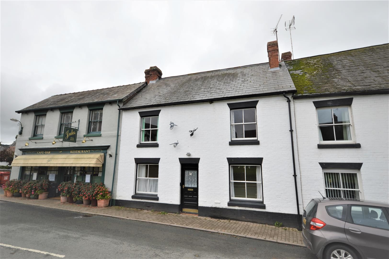 3 bed cottage for sale in Weobley 1