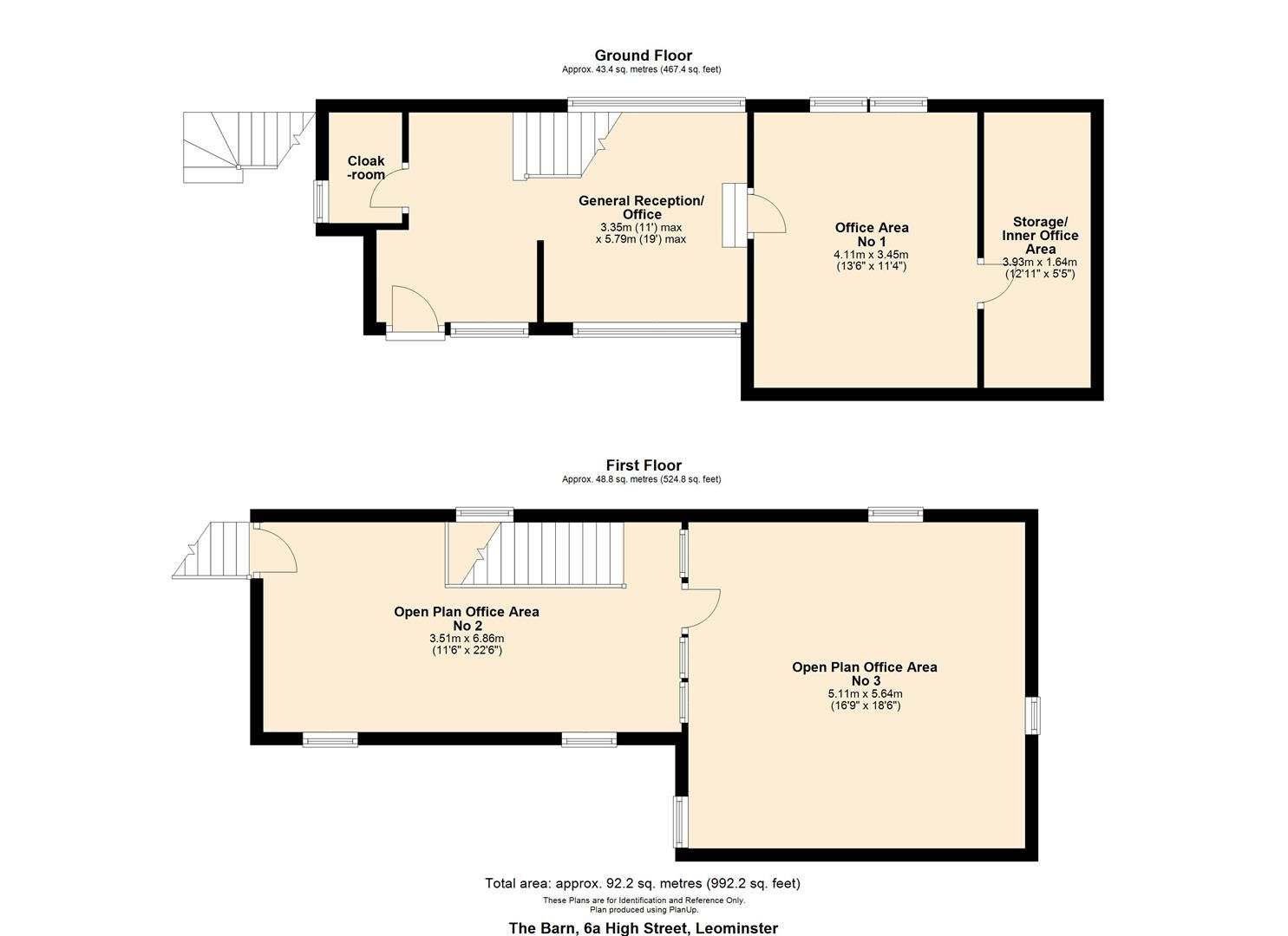 to rent in Leominster - Property Floorplan