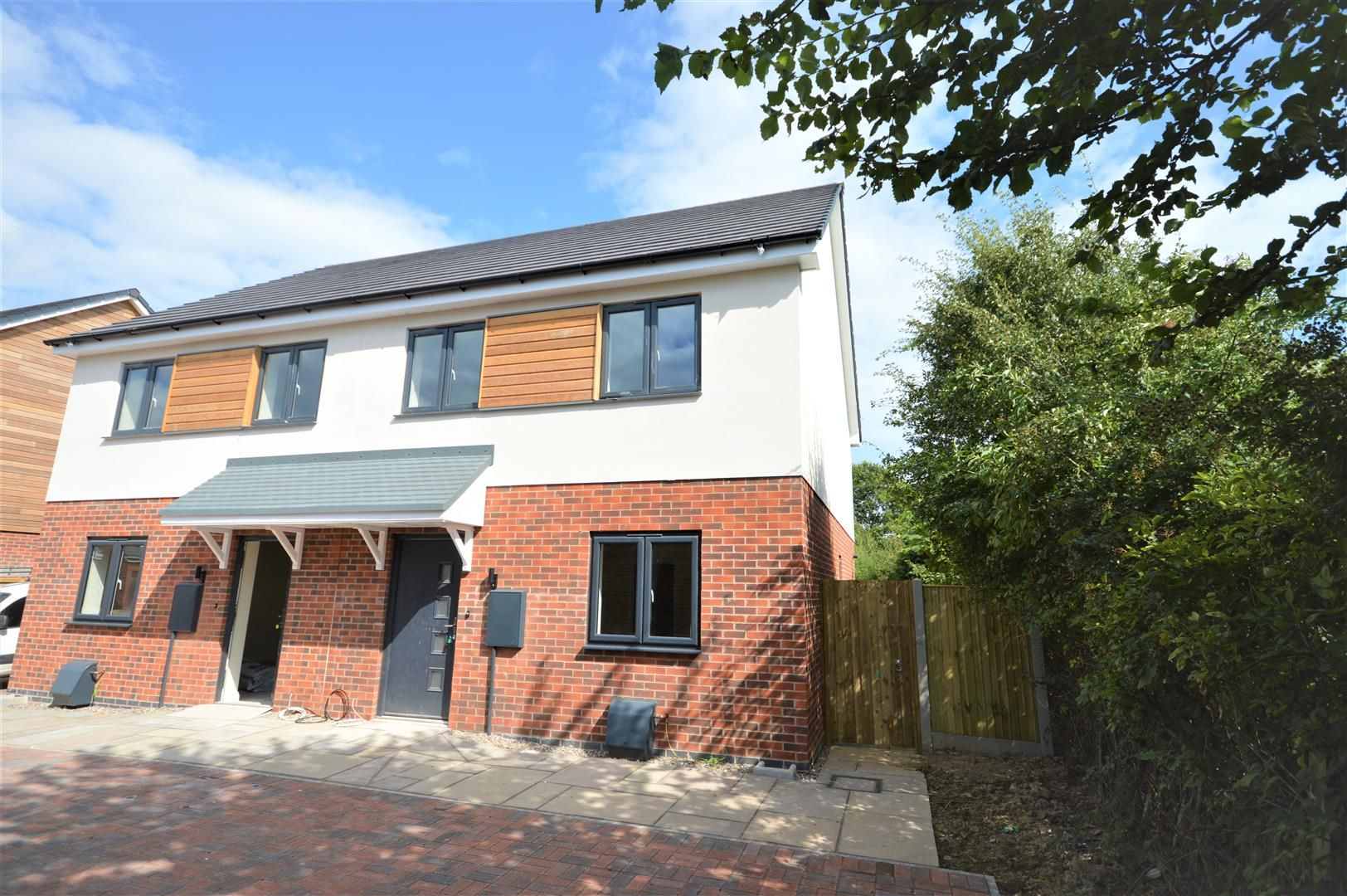 3 bed semi-detached for sale in Kingsland, HR6