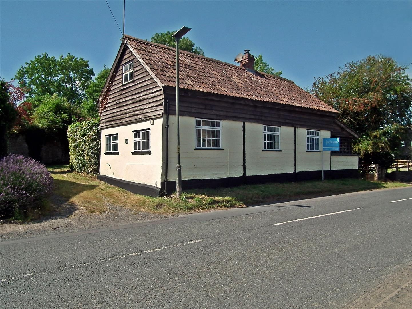 3 bed cottage for sale in Weobley, HR4