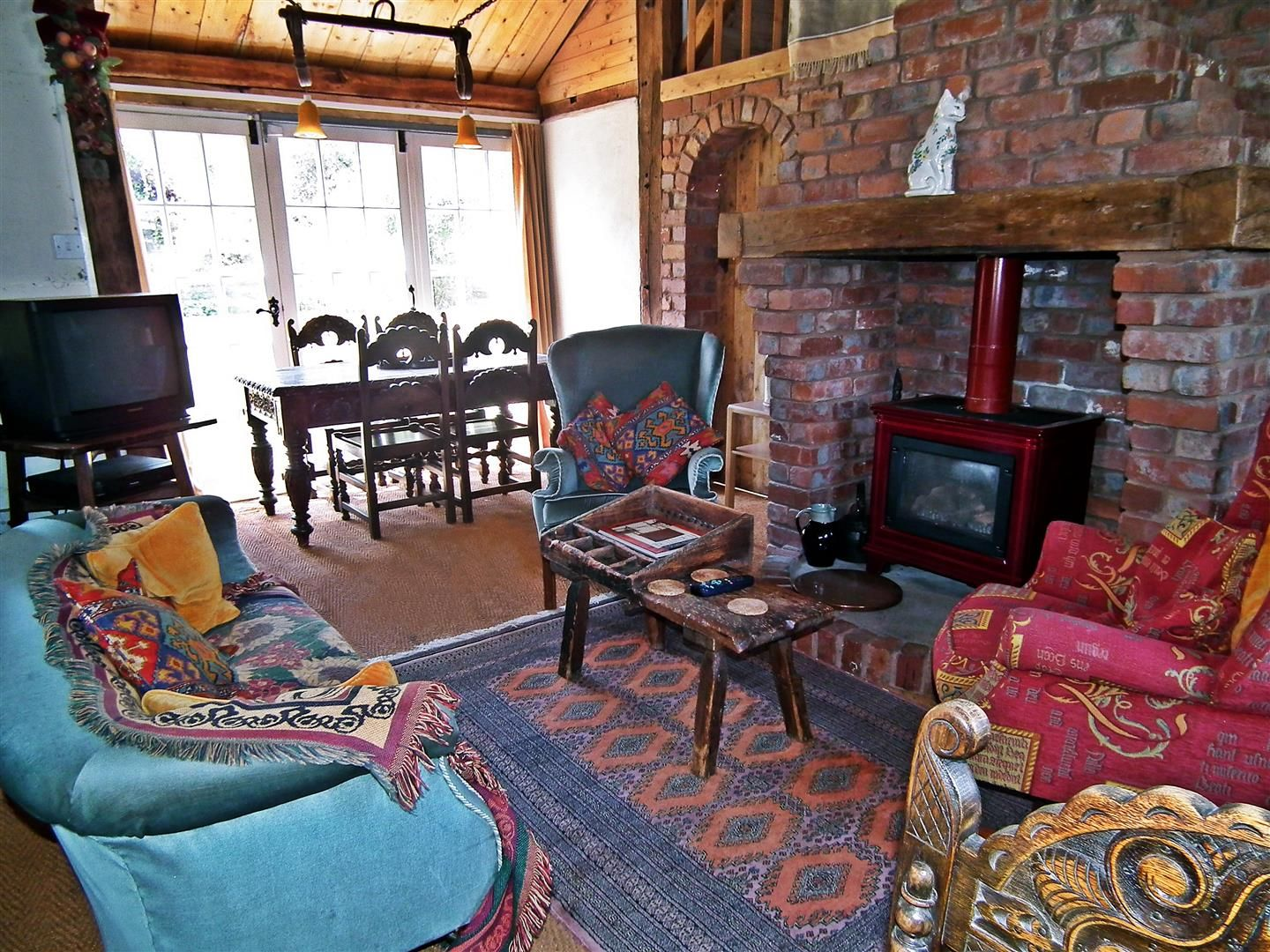 3 bed cottage for sale in Weobley  - Property Image 2