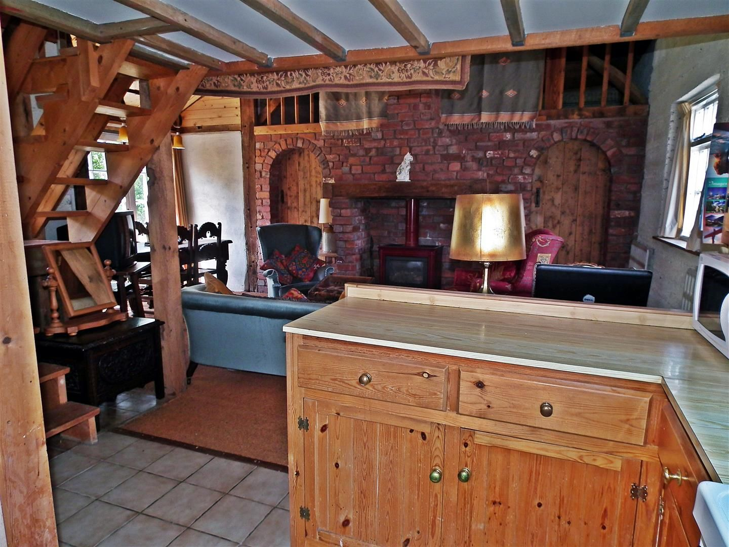 3 bed cottage for sale in Weobley 7