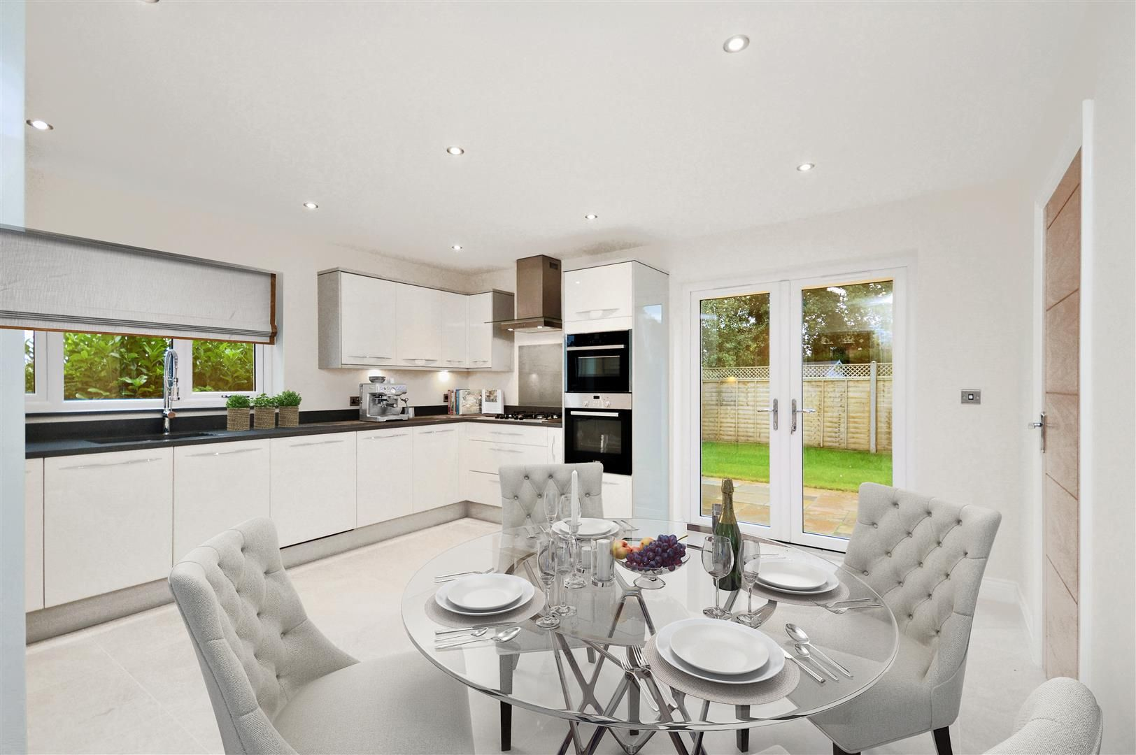 4 bed detached for sale in Kings Acre  - Property Image 2
