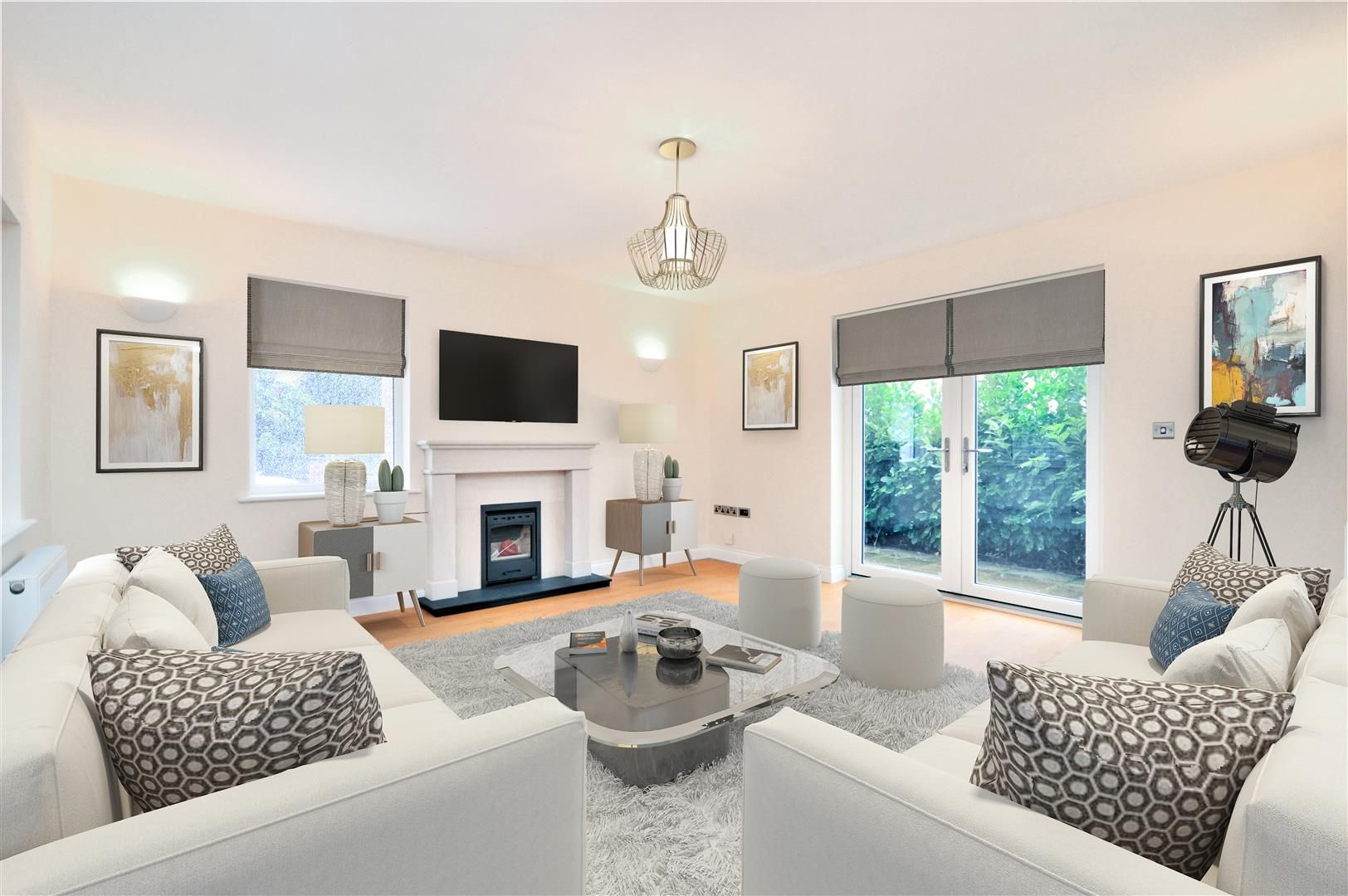 4 bed detached for sale in Kings Acre 5