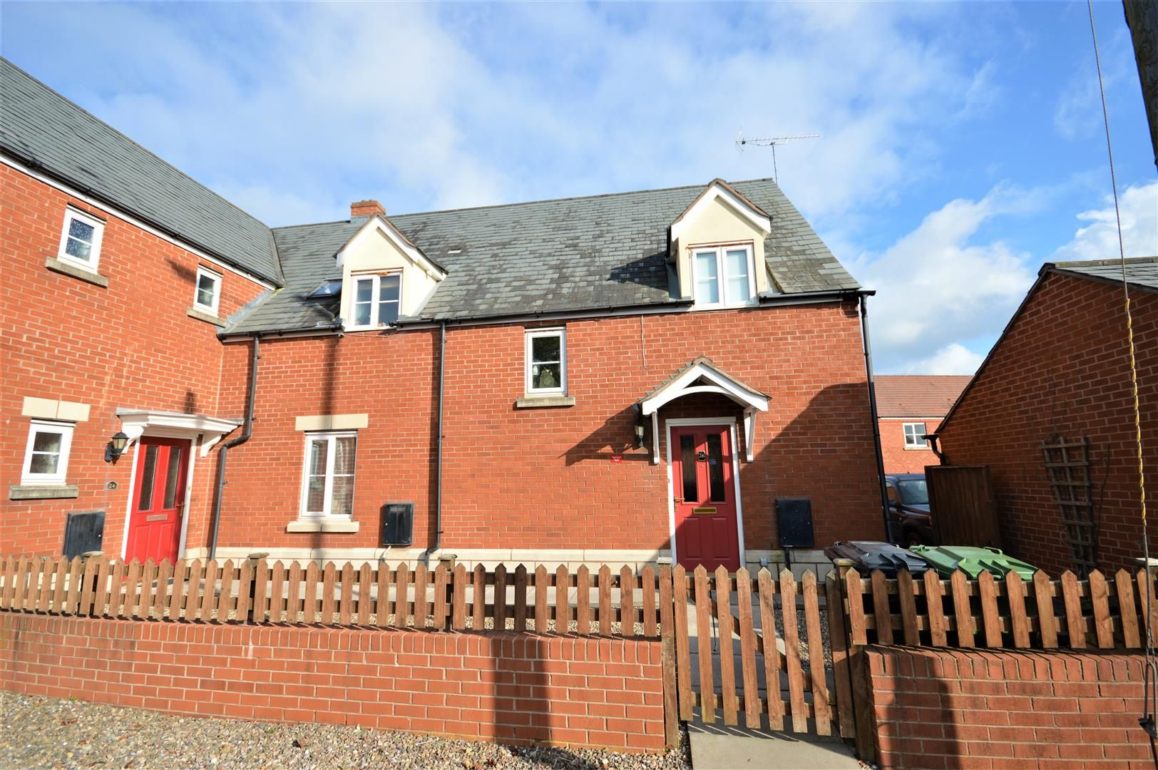 4 bed semi-detached for sale in Leominster 1