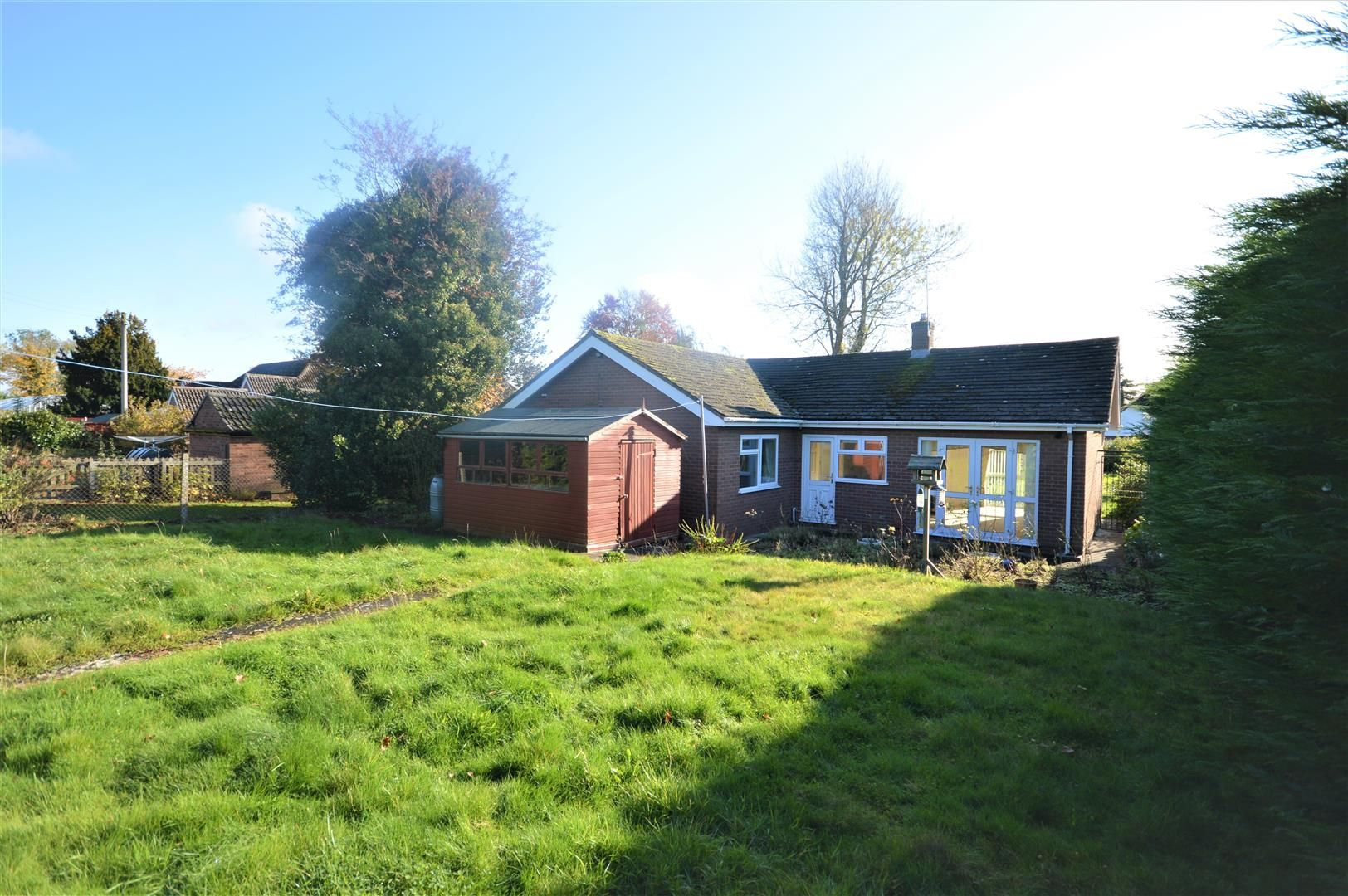 3 bed detached-bungalow for sale in Leominster  - Property Image 12