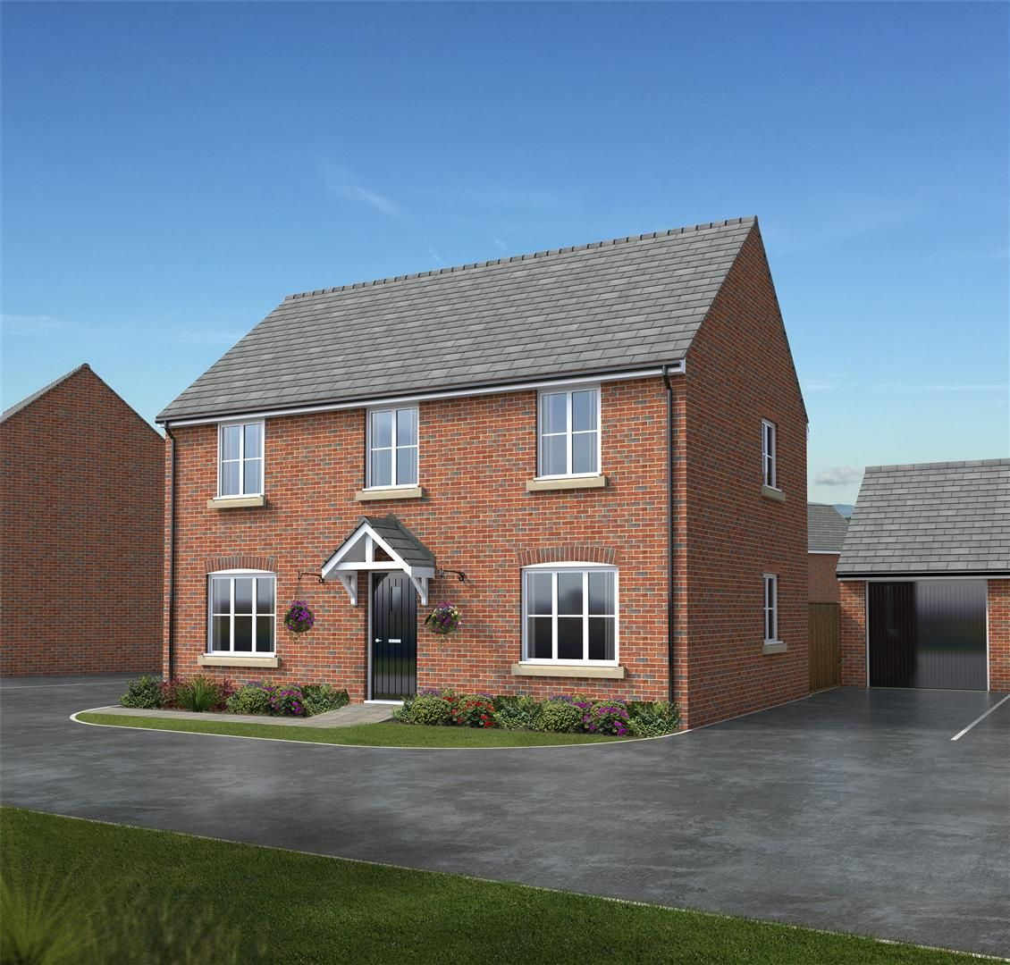 3 bed detached for sale in Kingstone 9