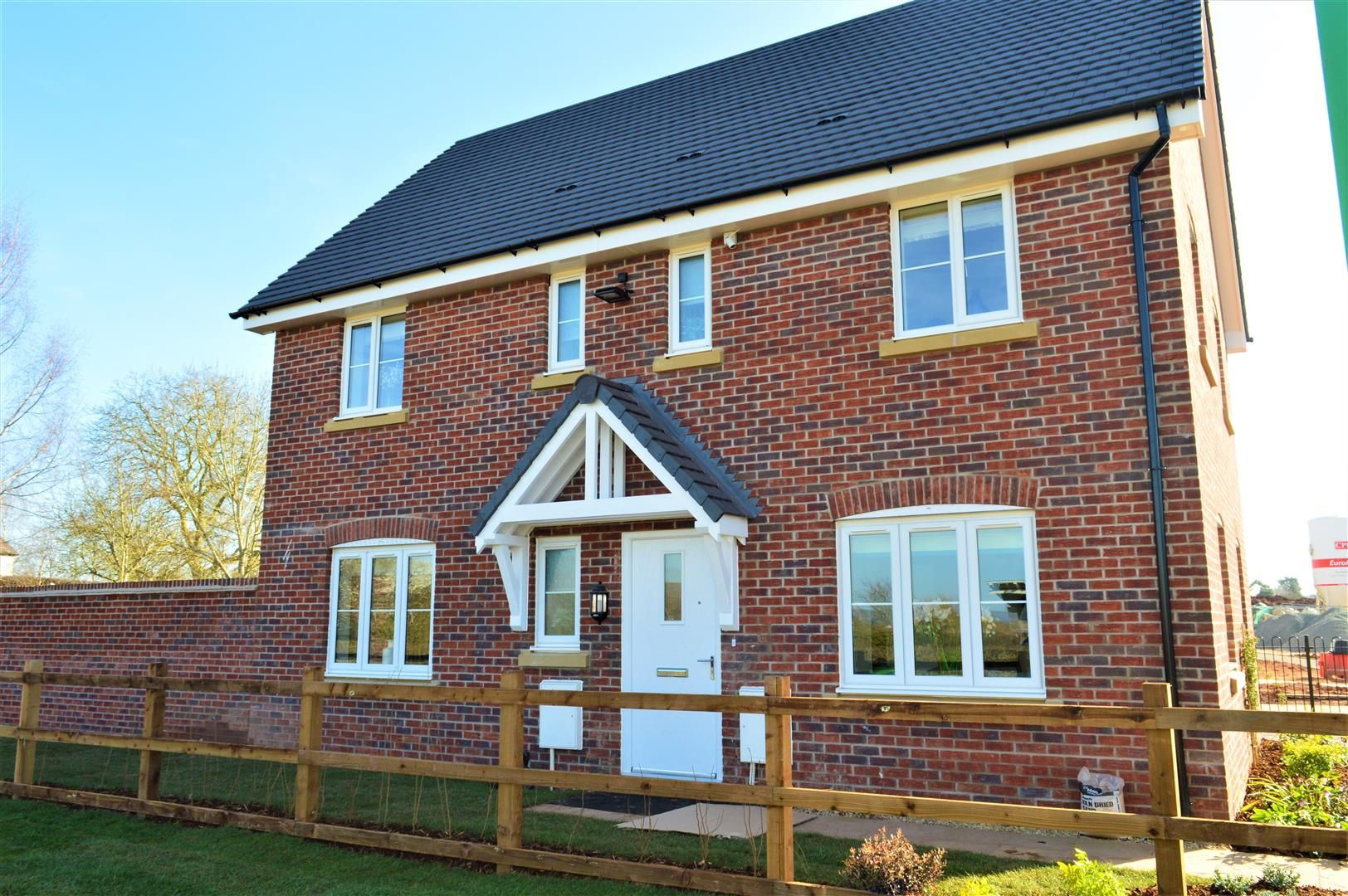 3 bed detached for sale in Kingstone, HR2