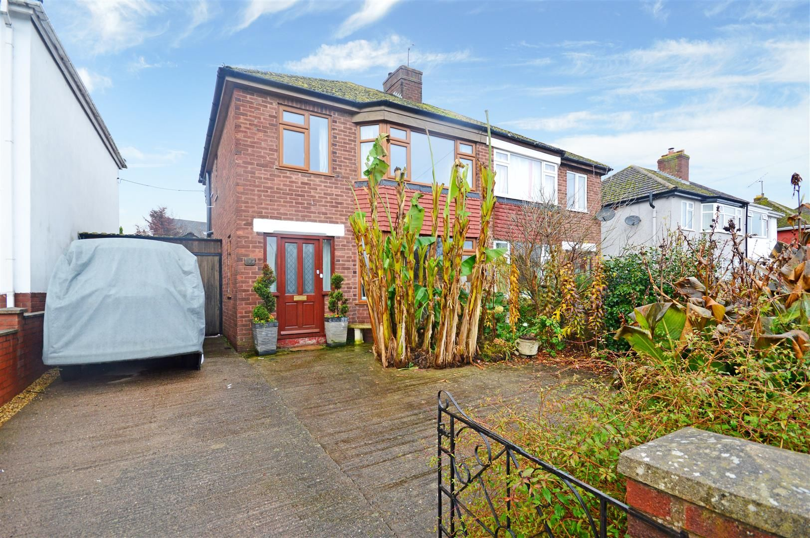 3 bed semi-detached for sale in Hereford - Property Image 1