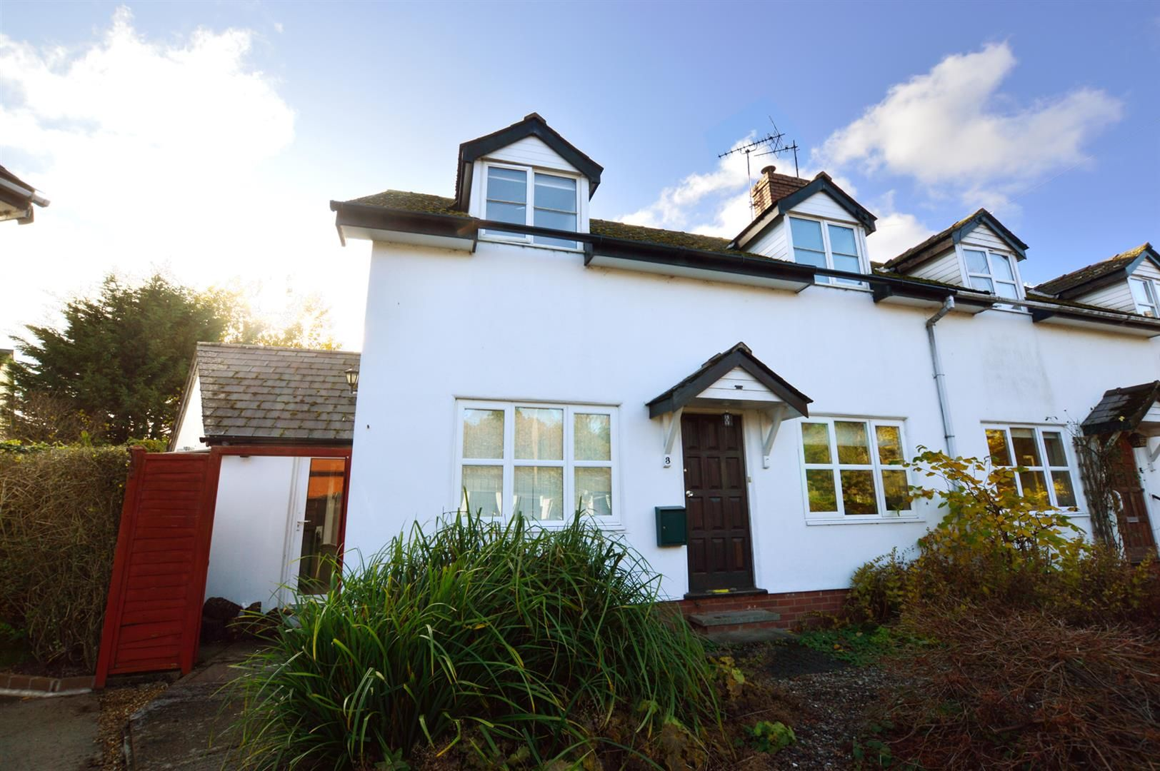 3 bed semi-detached for sale in Dilwyn  - Property Image 1