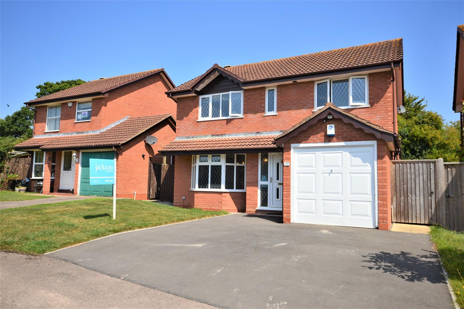 4 bed detached for sale in Hereford, HR1