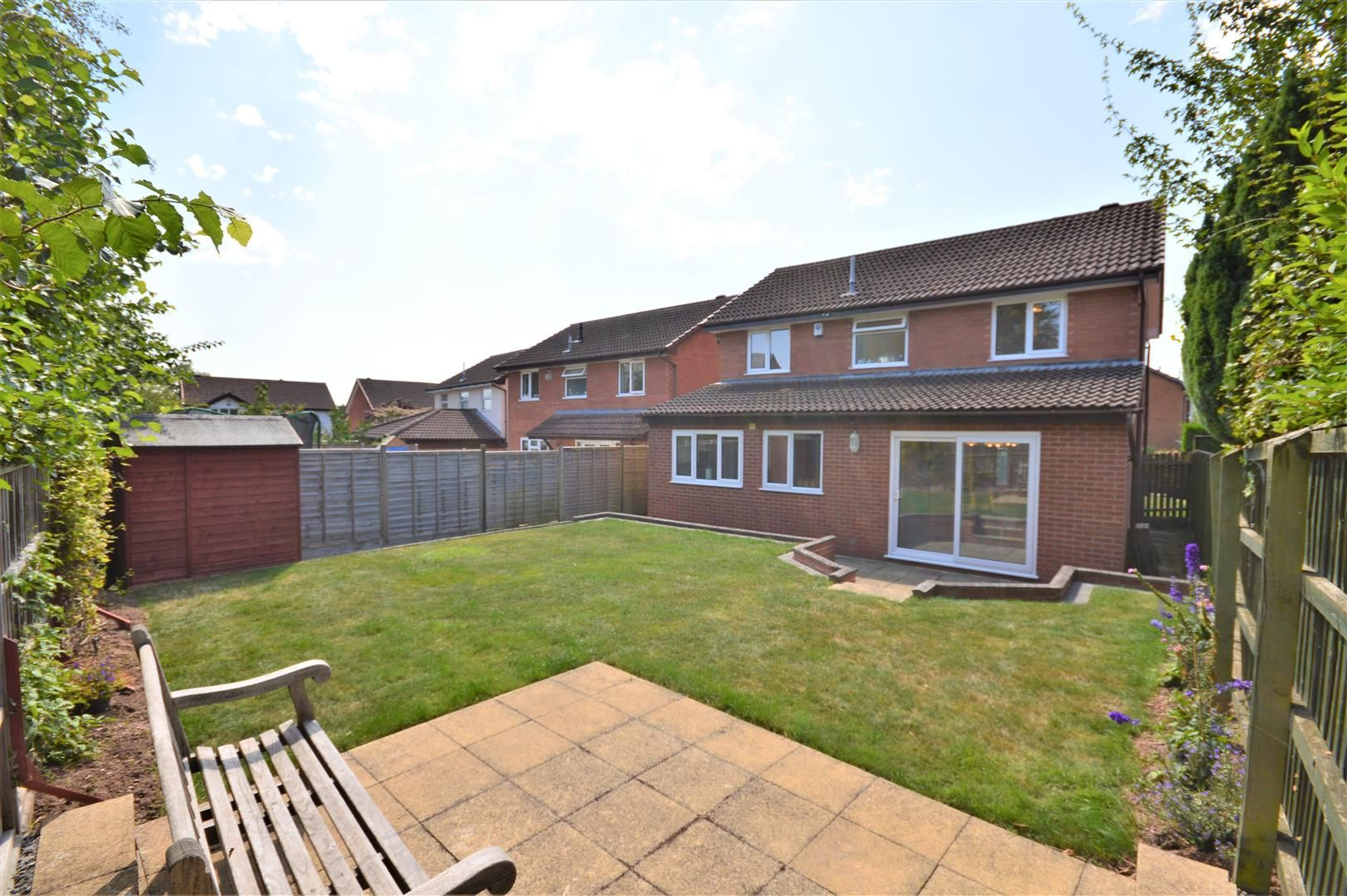 4 bed detached for sale in Hereford 18