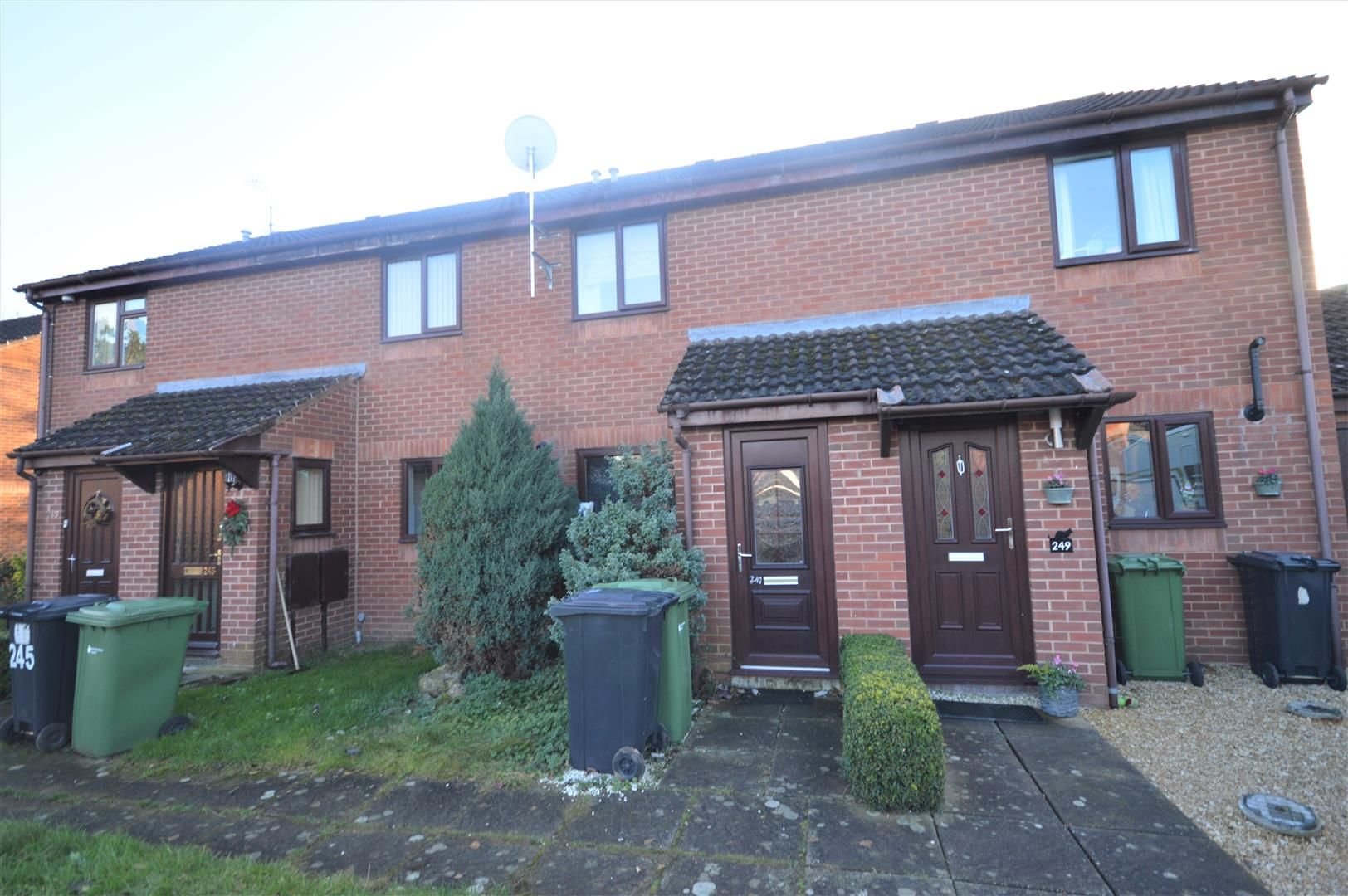 2 bed terraced for sale in Leominster, HR6