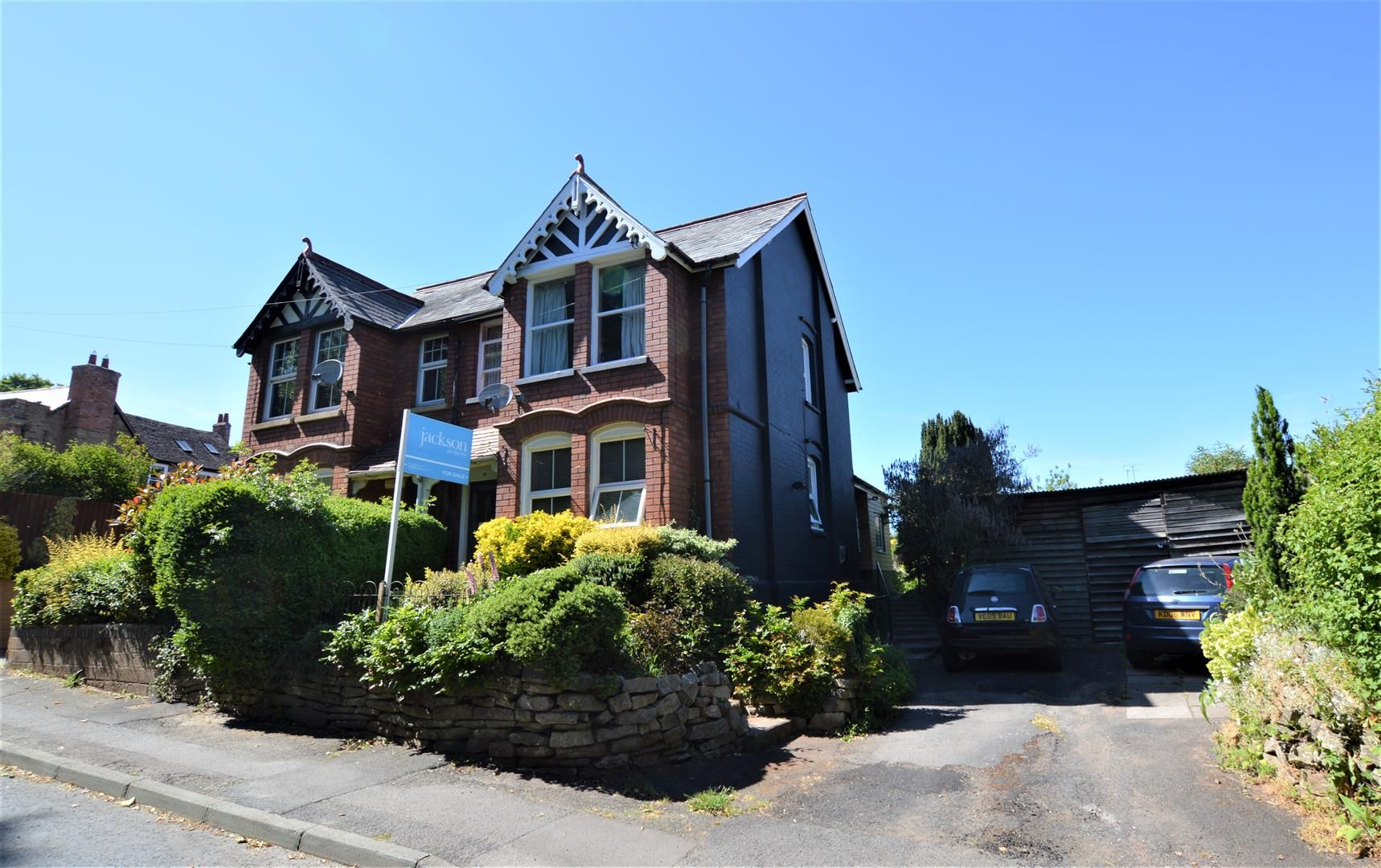 2 bed semi-detached for sale in Bromyard - Property Image 1