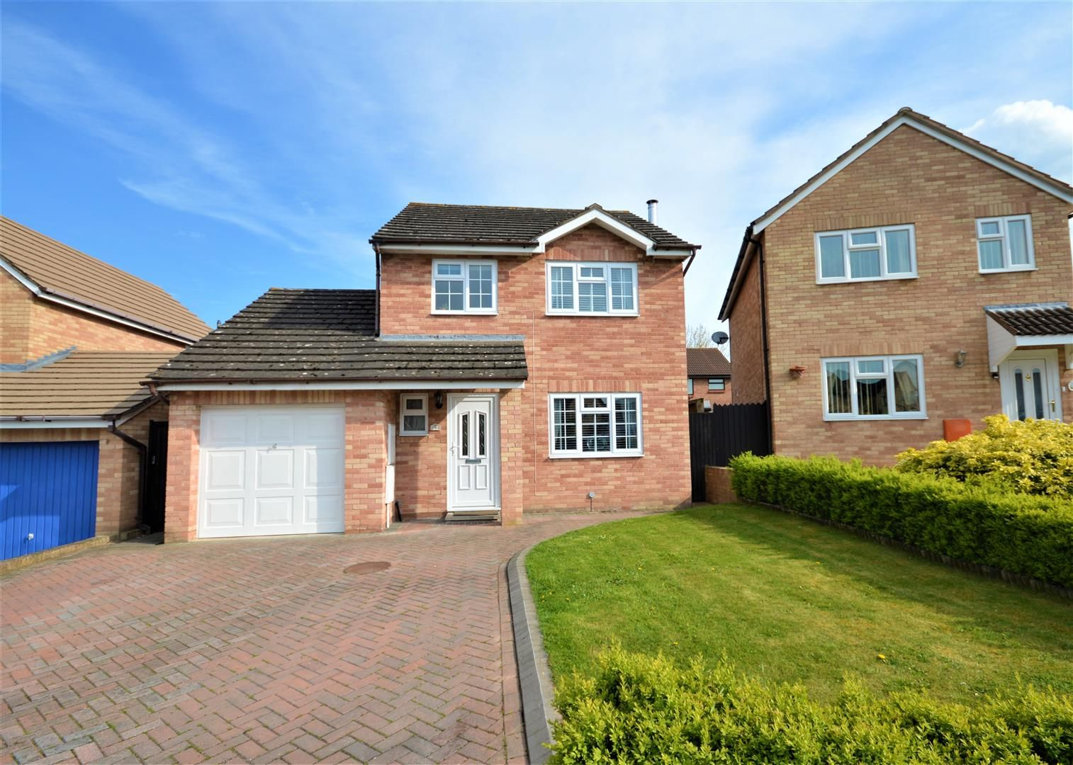 3 bed detached for sale in Belmont - Property Image 1