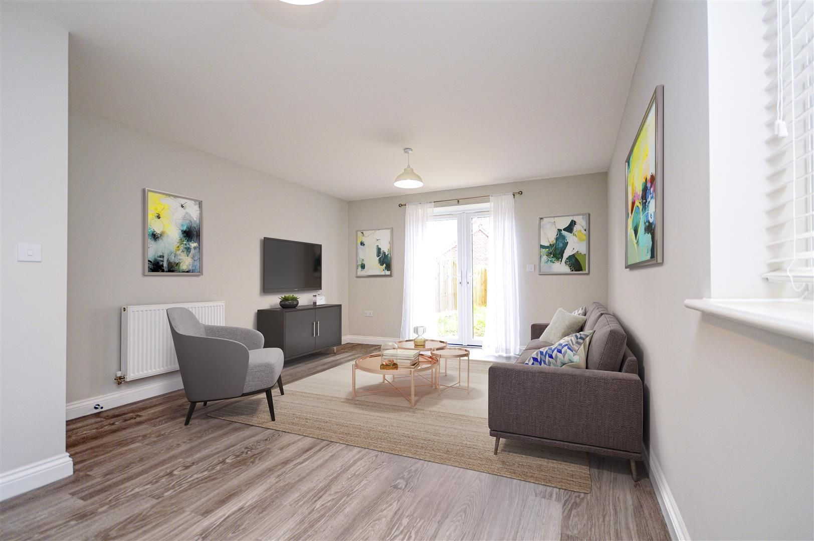 2 bed semi-detached for sale in Kingstone 4