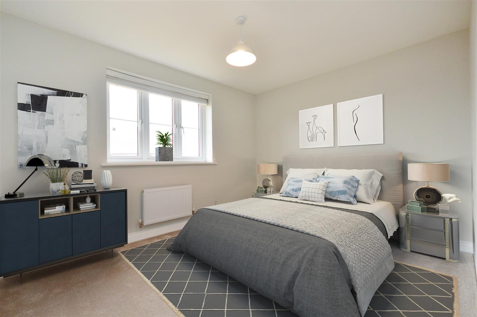 2 bed semi-detached for sale in Kingstone 5