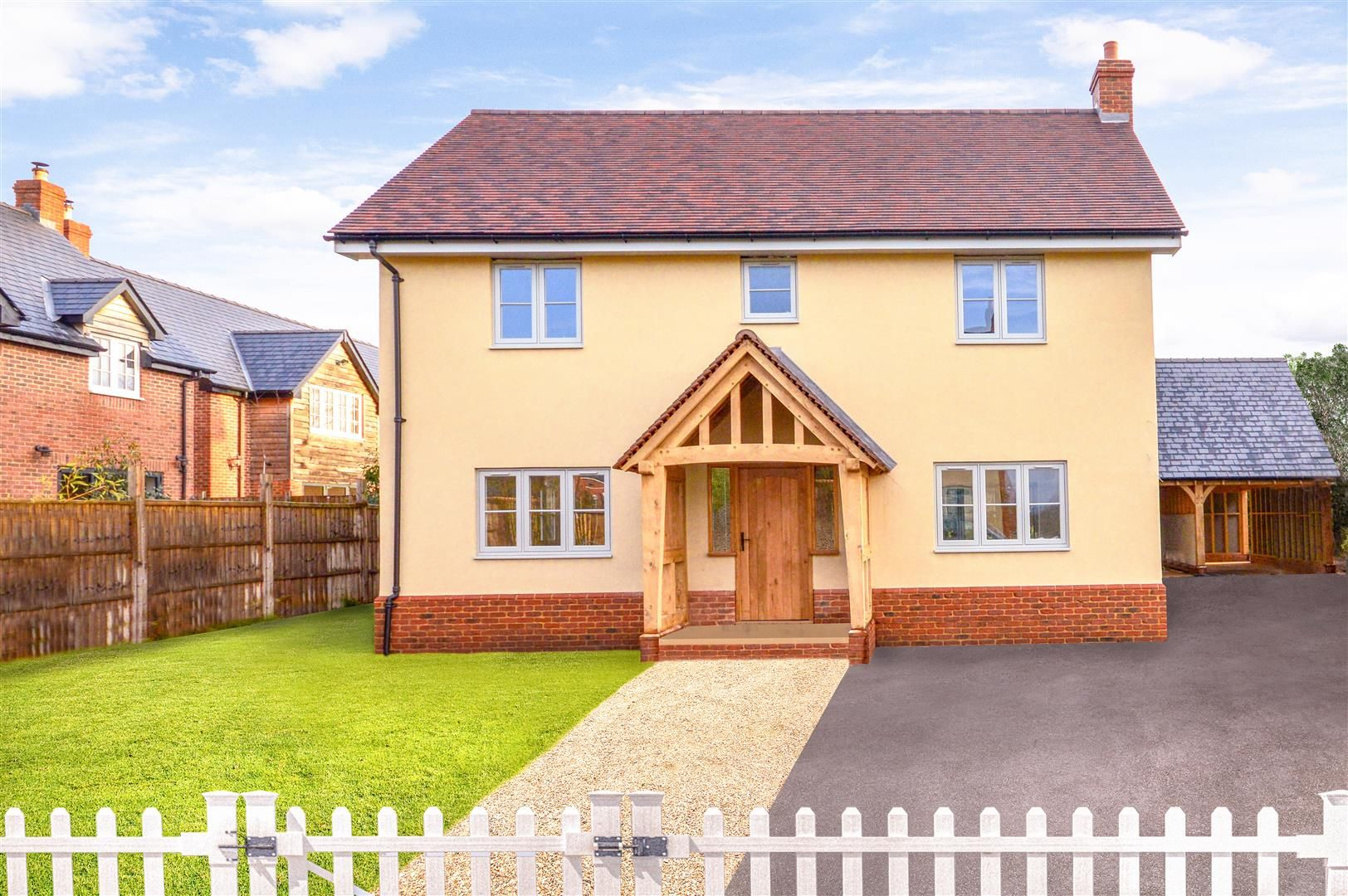3 bed detached for sale in Marden  - Property Image 1