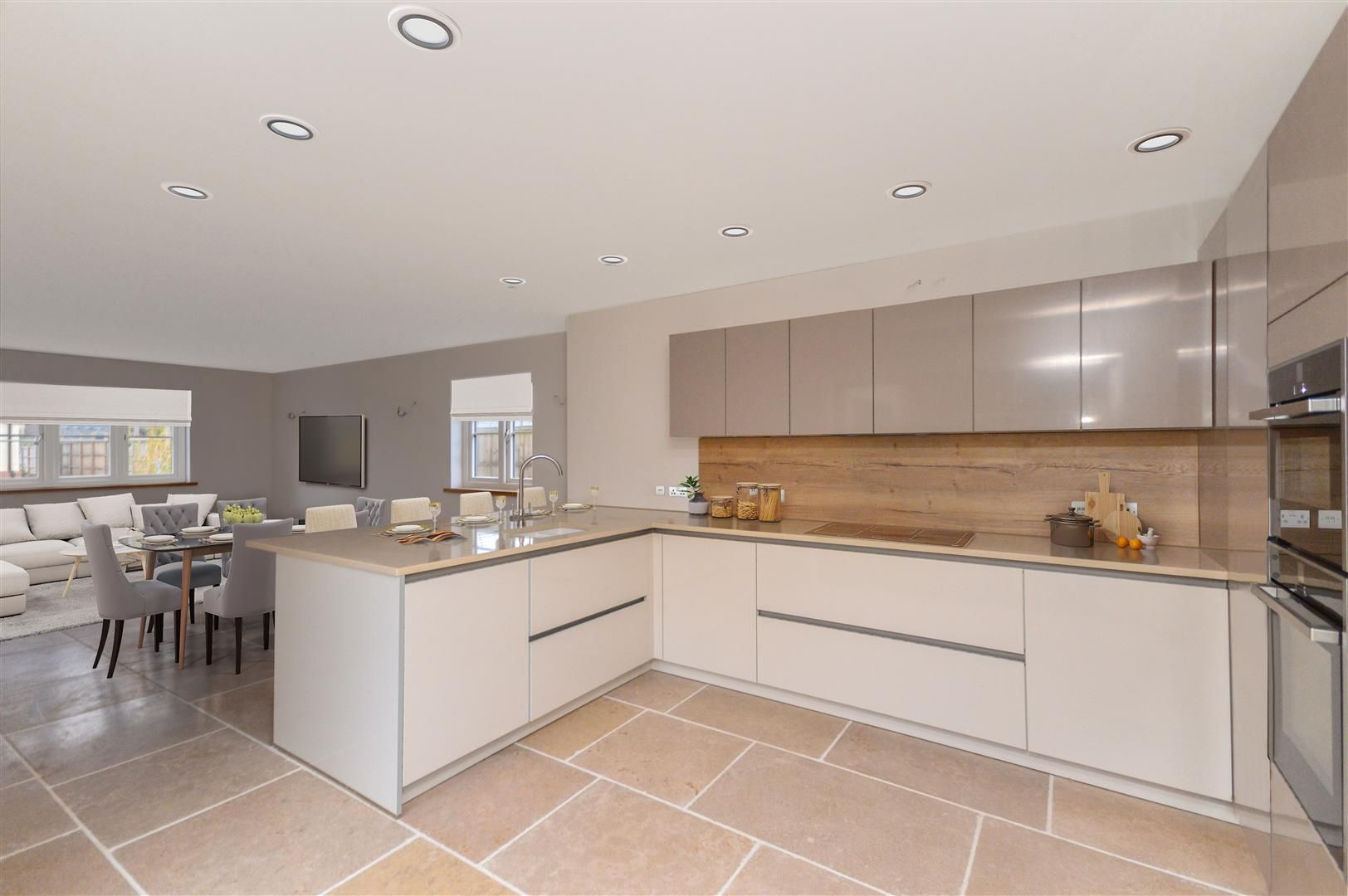 3 bed detached for sale in Marden 4