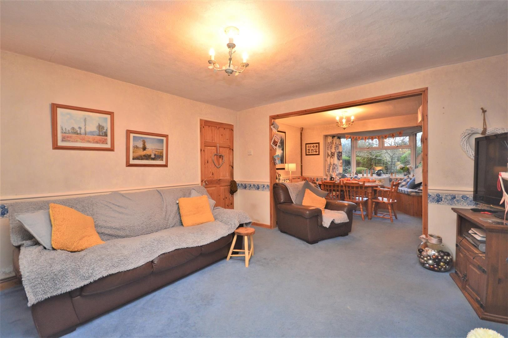 3 bed semi-detached for sale in Much Birch  - Property Image 2