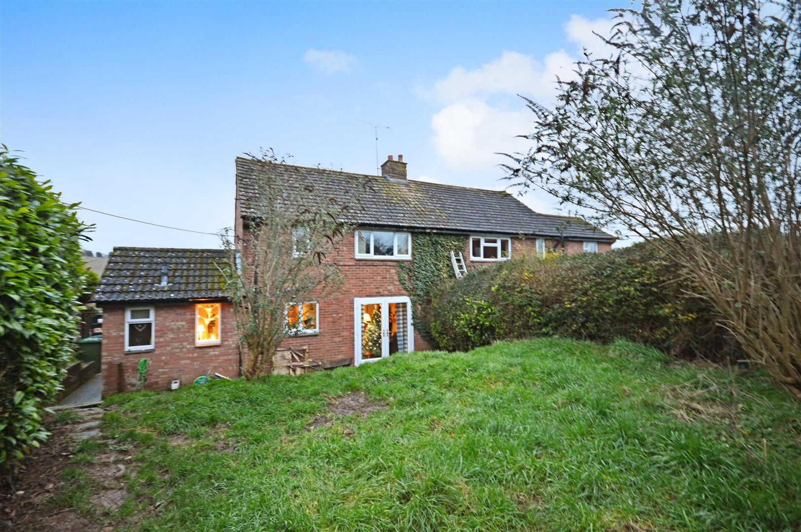 3 bed semi-detached for sale in Much Birch 12