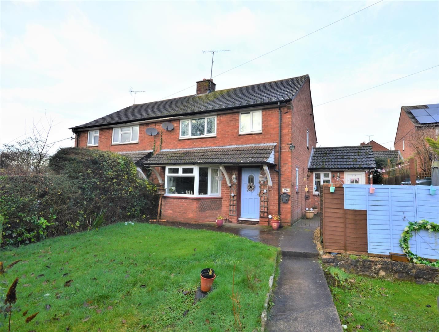 3 bed semi-detached for sale in Much Birch 13