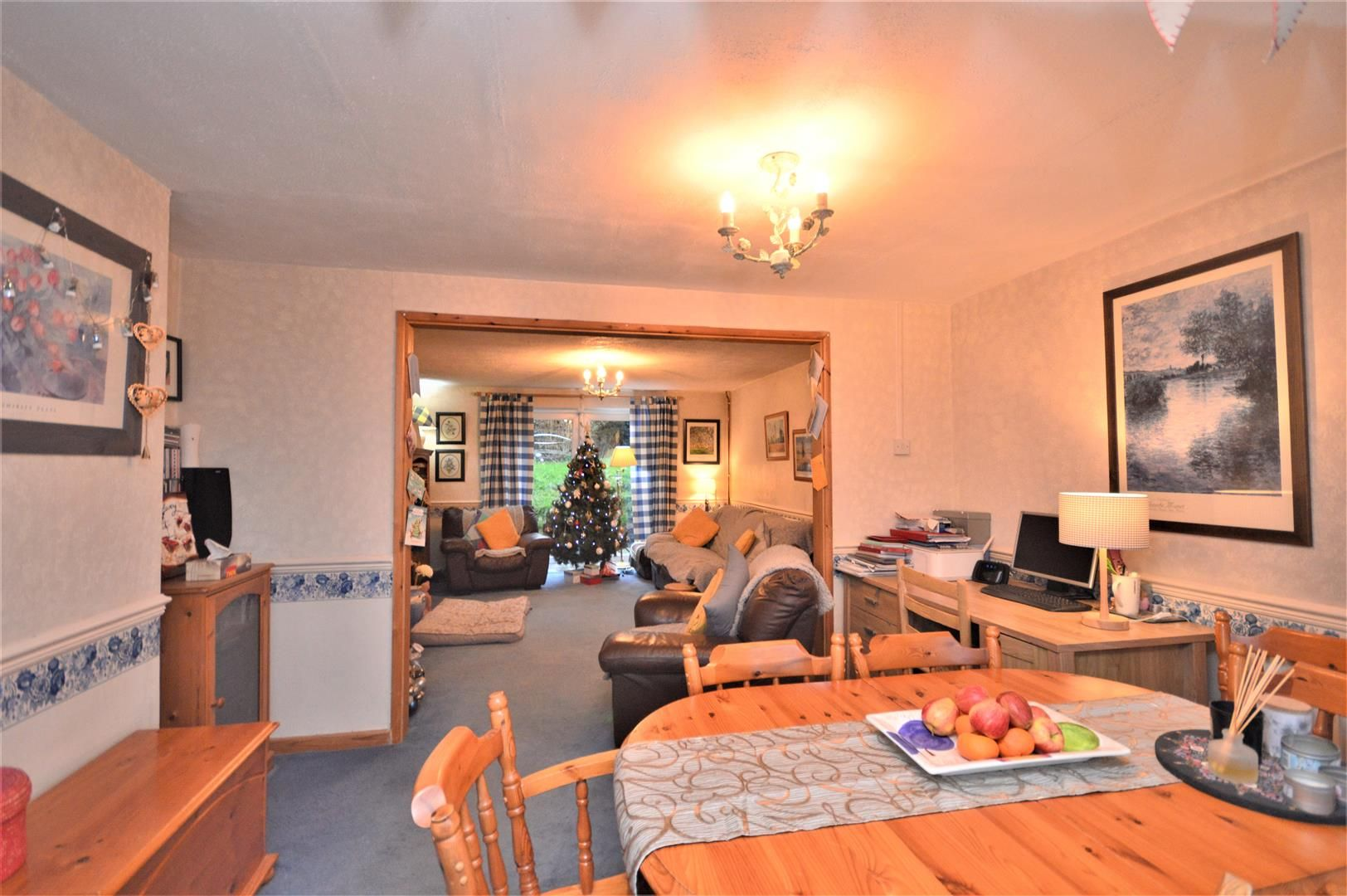 3 bed semi-detached for sale in Much Birch 3