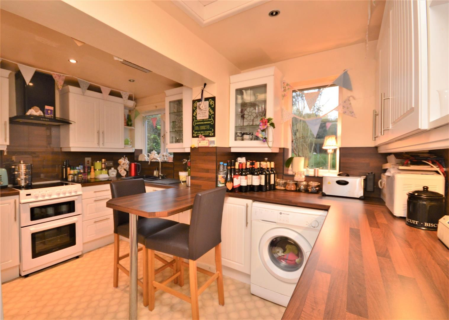 3 bed semi-detached for sale in Much Birch 4