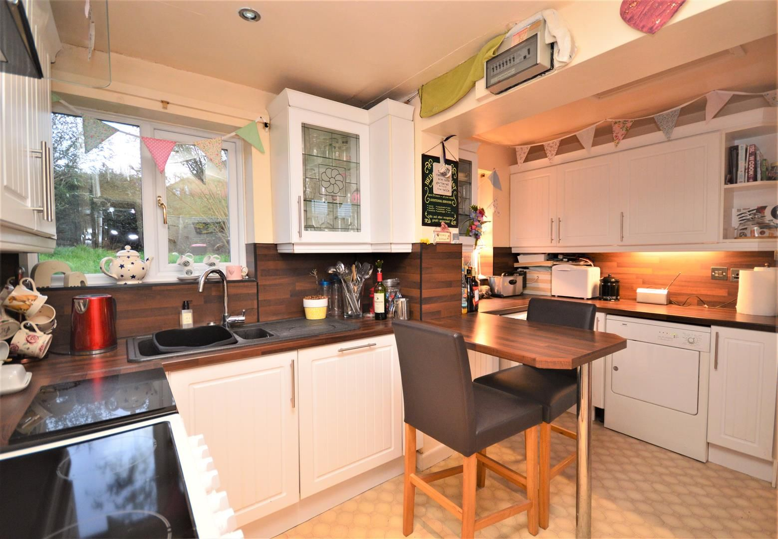3 bed semi-detached for sale in Much Birch 5