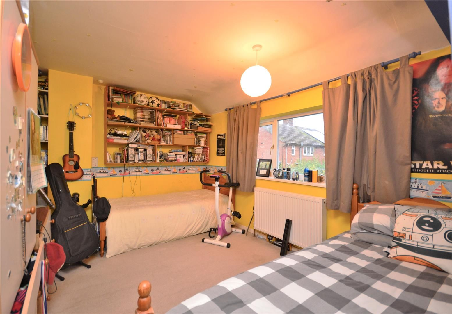 3 bed semi-detached for sale in Much Birch 9