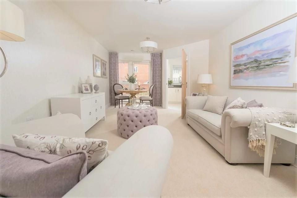 1 bed retirement property for sale in Hereford 3