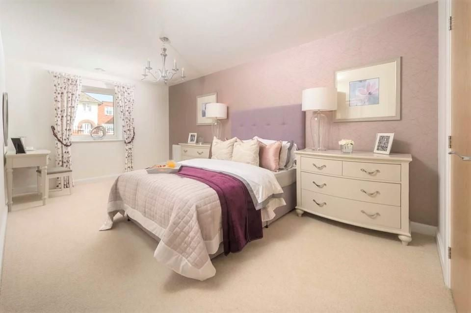 1 bed retirement property for sale in Hereford 4