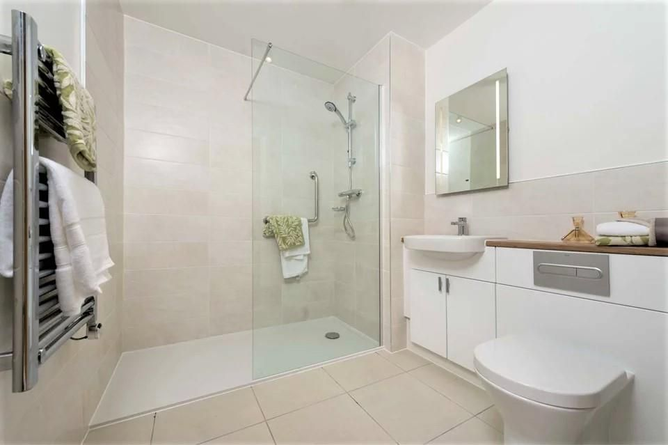 1 bed retirement-property for sale in Hereford 8