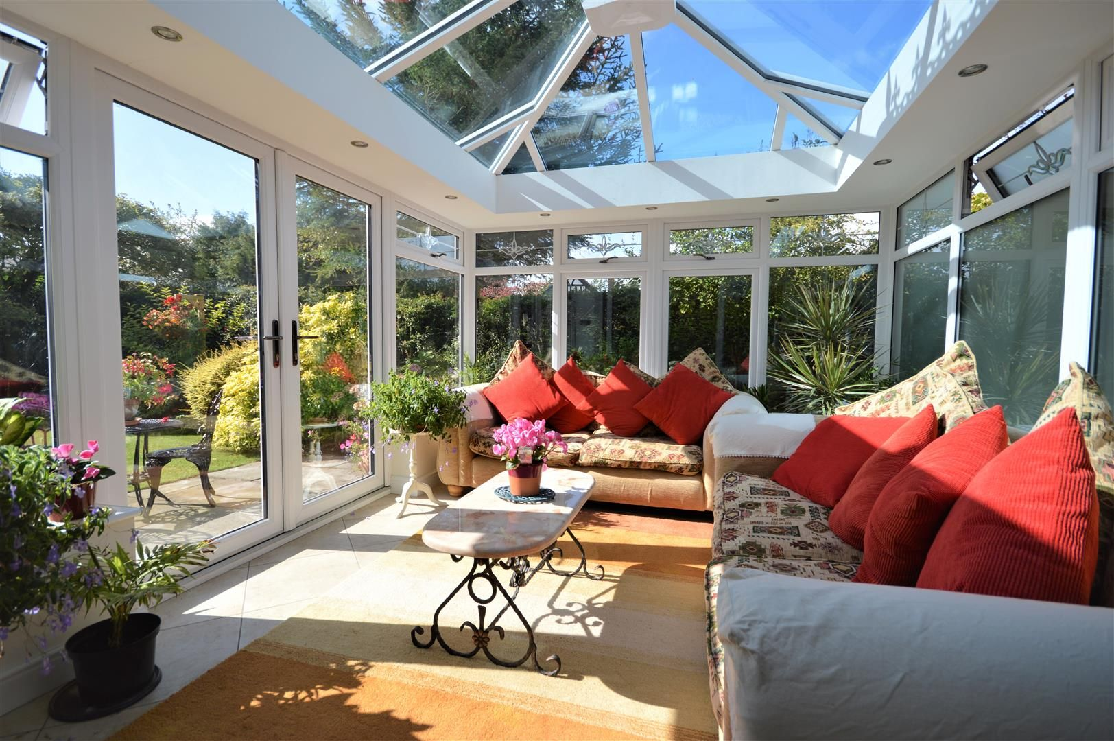 4 bed detached for sale in Luston 4