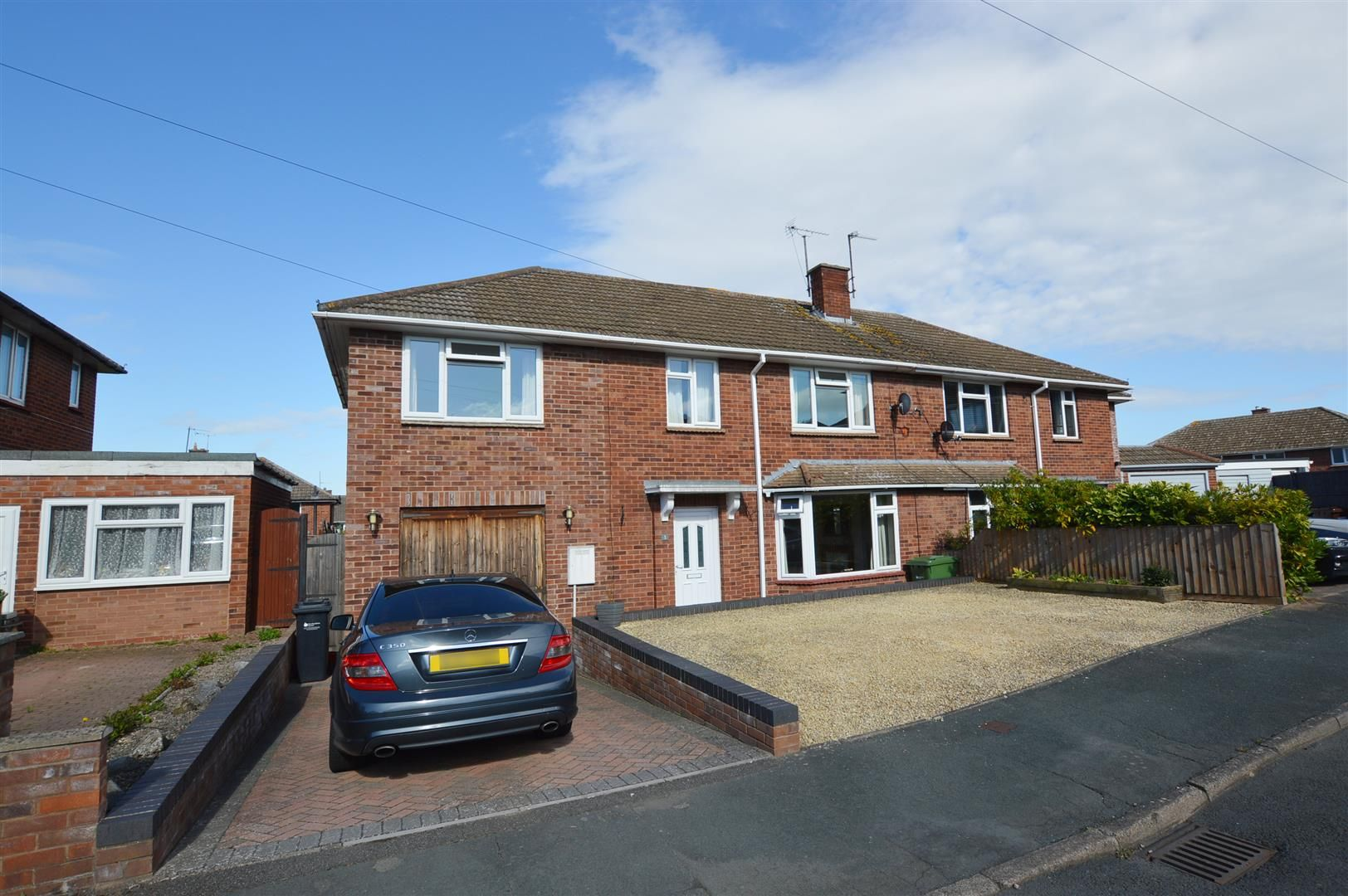 4 bed semi-detached for sale in Hereford, HR4