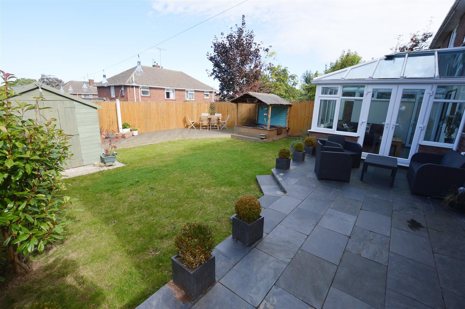 4 bed semi-detached for sale in Hereford 10