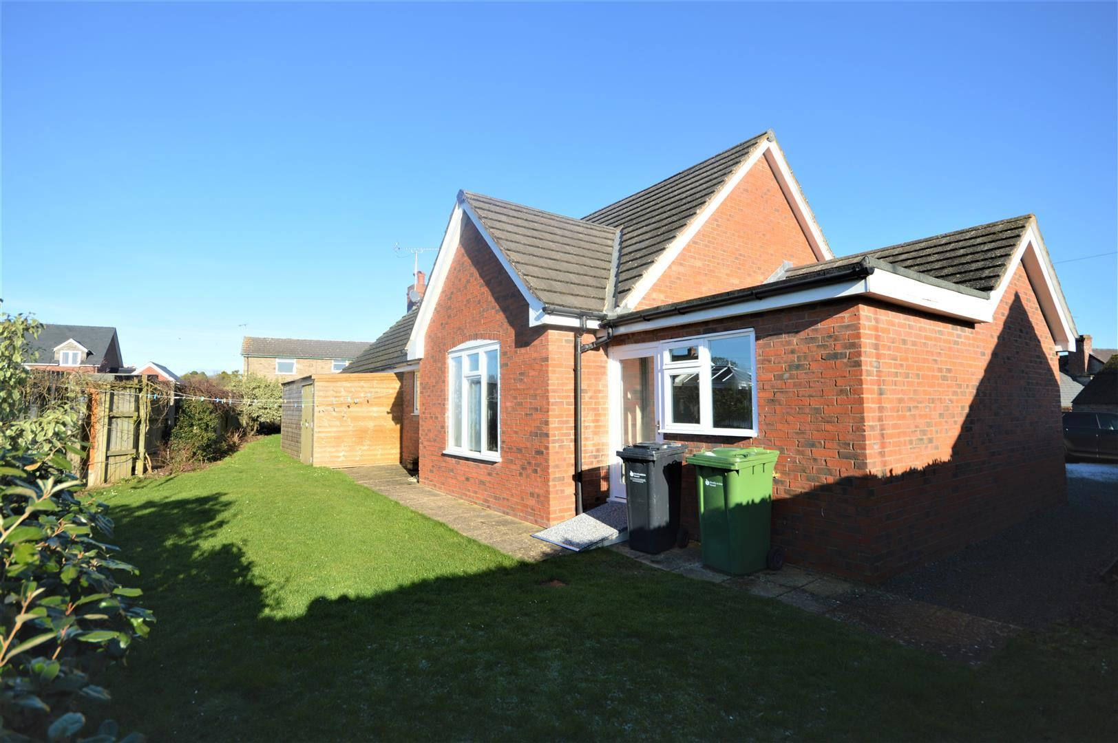 3 bed detached-bungalow for sale in Almeley 14