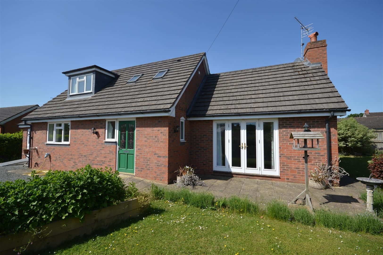 3 bed detached-bungalow for sale in Almeley 16