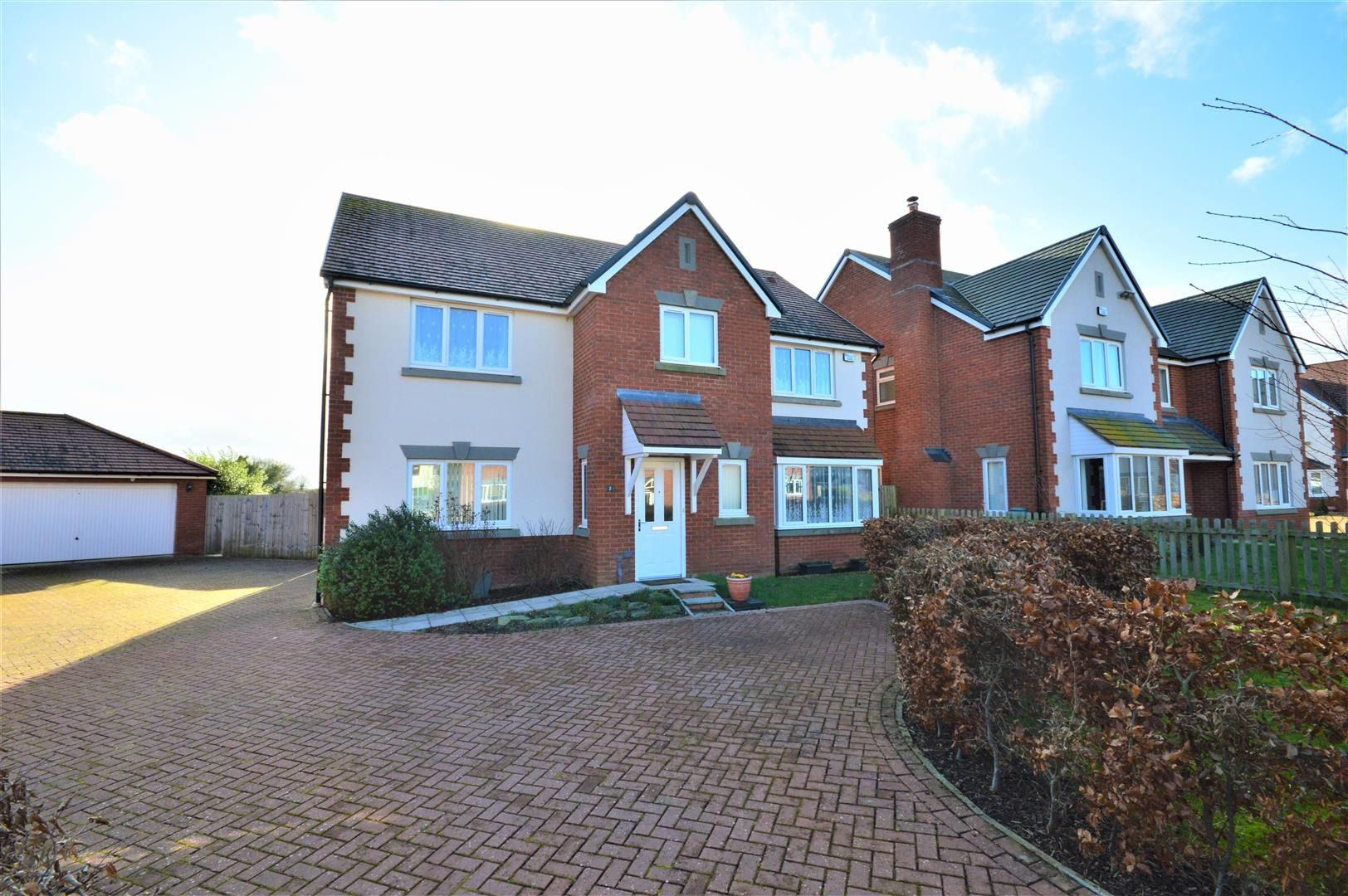 4 bed detached for sale in Wellington, HR4