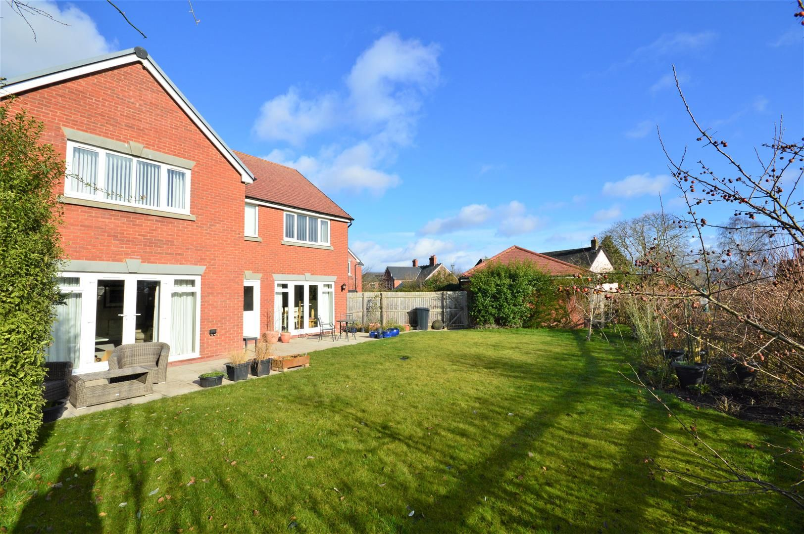 4 bed detached for sale in Wellington 24