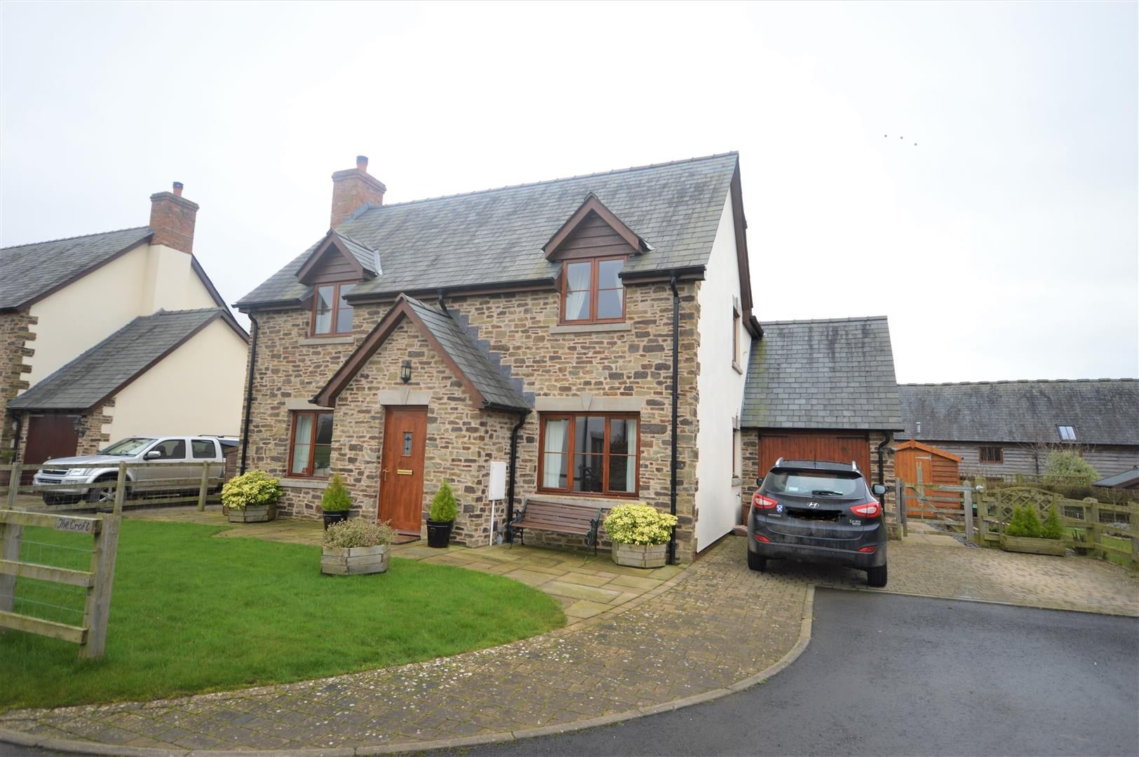 4 bed detached for sale in Eardisley 1