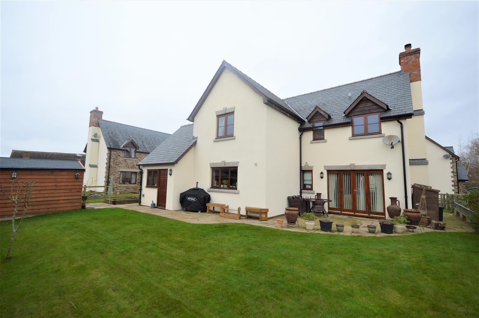 4 bed detached for sale in Eardisley 9