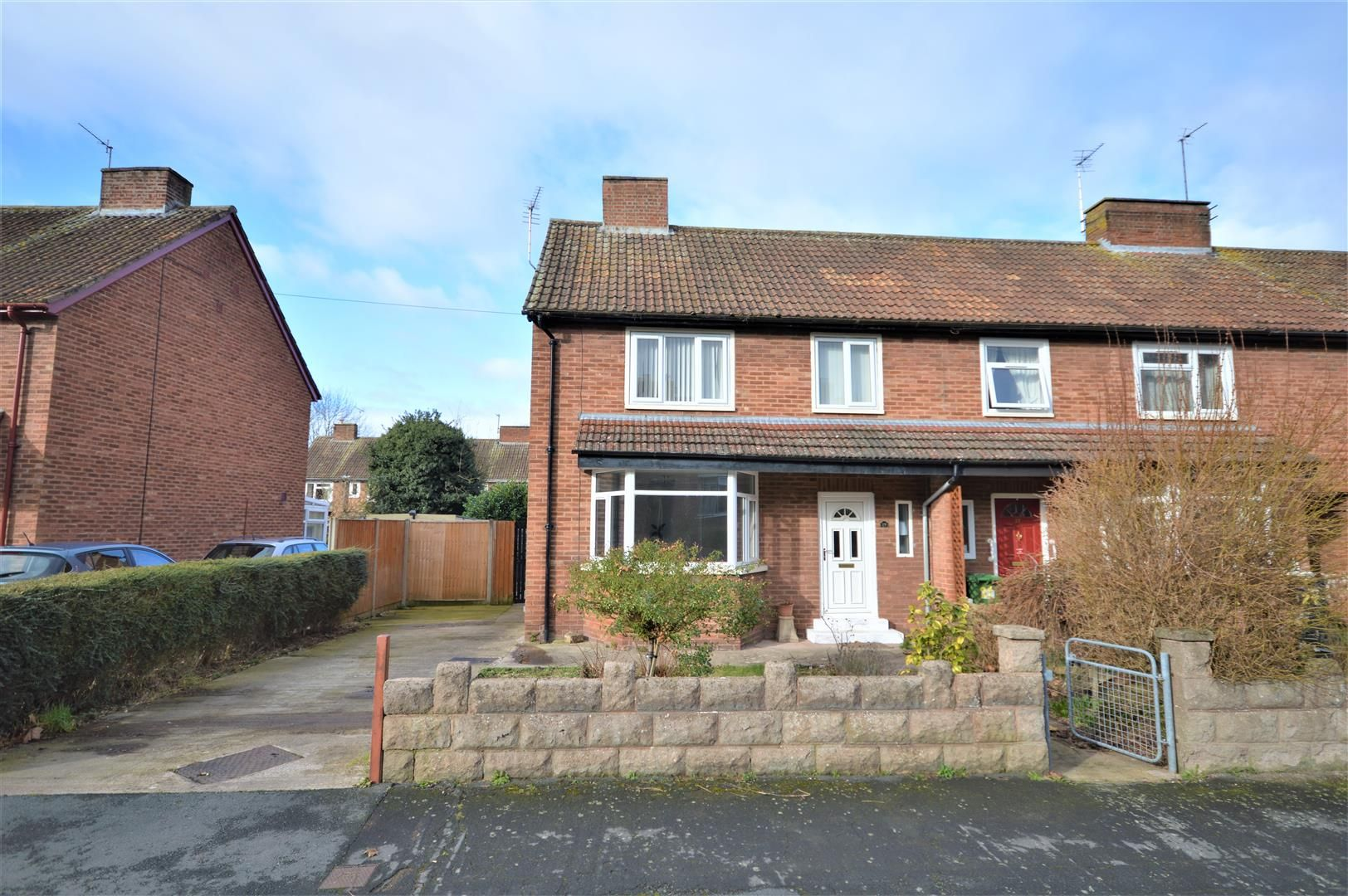 3 bed end-of-terrace for sale in Hereford, HR2