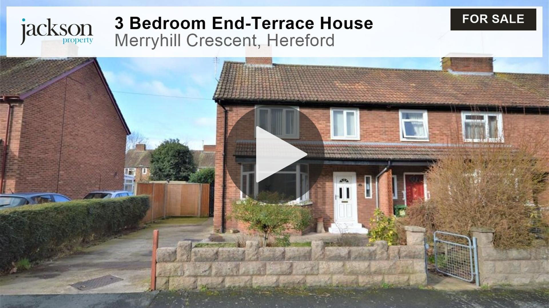 3 bed end-of-terrace for sale in Hereford 2
