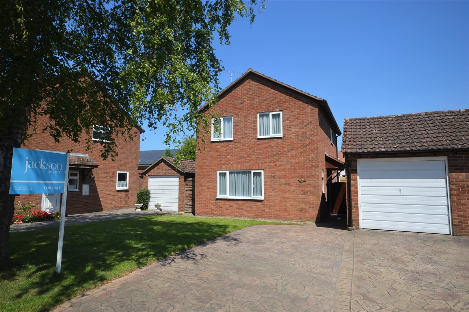 4 bed detached for sale in Weobley, HR4