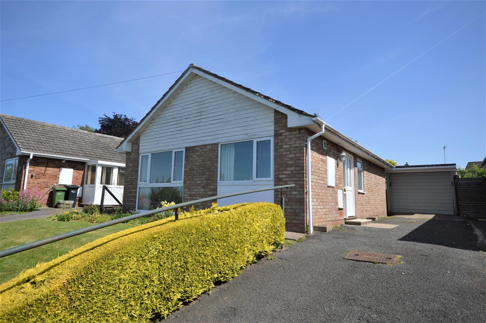 2 bed detached-bungalow for sale in Leominster - Property Image 1